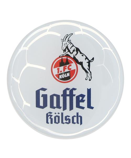 3d Epoxy Label 1 Fc Köln Gaffel Kölsch Pins