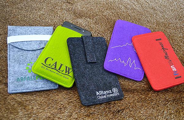 Smartphone Taschen