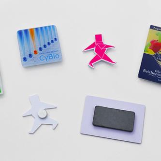 Kunststoff-Magnet