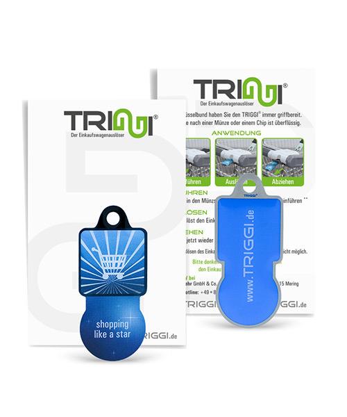 Einkaufswagenlöser TRIGGI® Modell TR-212