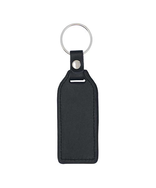 Leder-Schlüsselanhänger mit Gravur | Mit Ihrem Logo oder Firmennamen