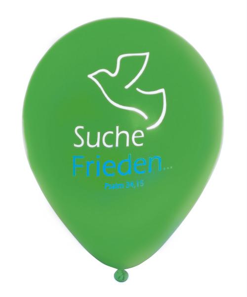 Luftballons mit eigener Werbung oder Logo bedruckt