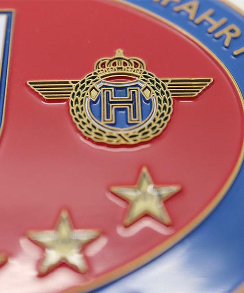 Plakette HorexClub Taunus