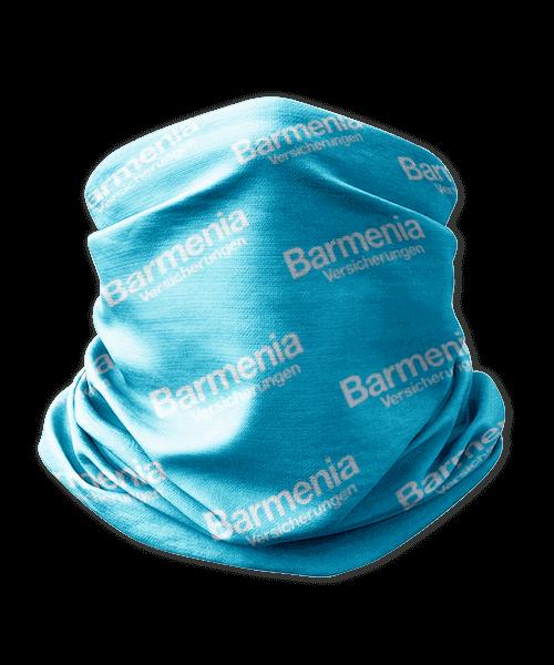 Mikrofaser Multifunktionstuch, Bandana, Mundschutz Barmenia Versicherungen