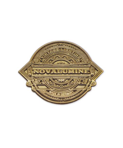 Plakette Novalumine - Made in Germany