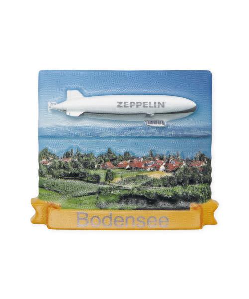 Polyresin Magnet - Deutsche Zeppelin Reederei Bodensee