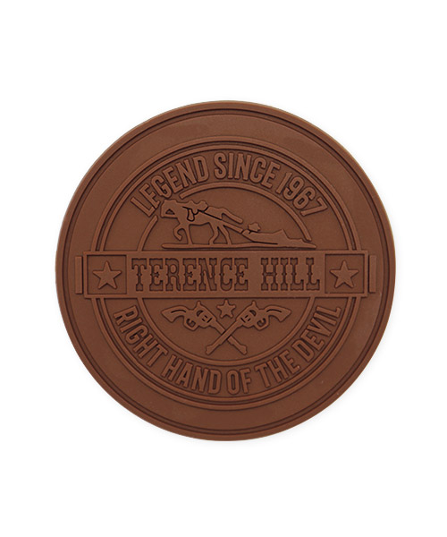 Label Weichgummi Terrence Hill Legend since 1967
